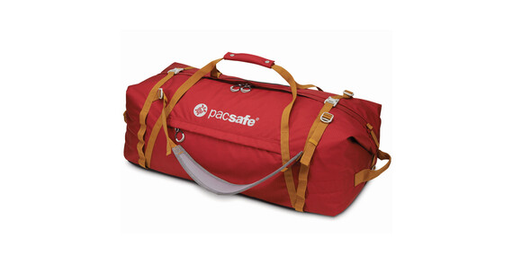 Pacsafe Duffelsafe AT100 chili/khaki